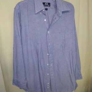 NWOT Stafford Button Down Long Sleeve Shirt
